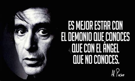 Frases de Al Pacino que toda persona de carácter debe leer ...