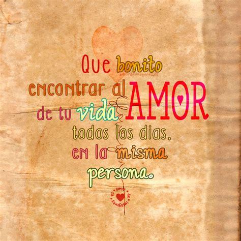 Frases de amor bonitas
