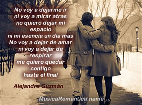 frases de amor de canciones de Alejandra Guzman