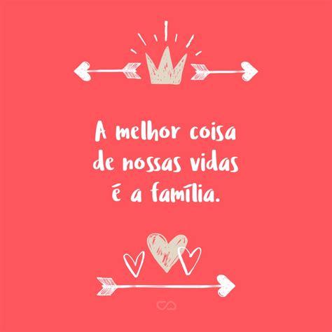 Frases de Amor de Família