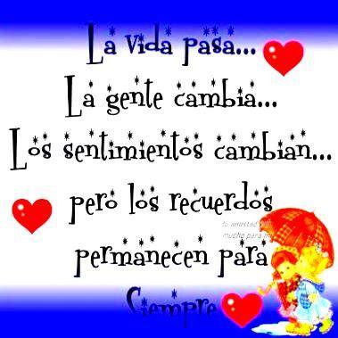 Frases De Amor y Amistad Cortas y Bonitas | Imagenes Del ...