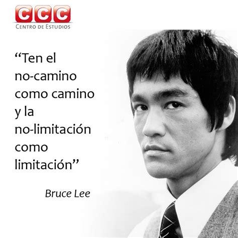 Frases de Bruce Lee Frases Célebres de Bruce Lee imágenes ...