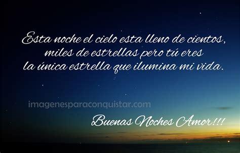 Frases De Buenas Noches Para Mi Amor | Imagenes Para ...
