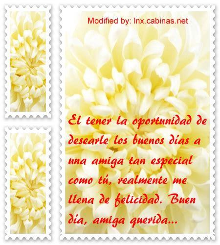 Frases de buenos dìas a una amiga especial con imágenes ...