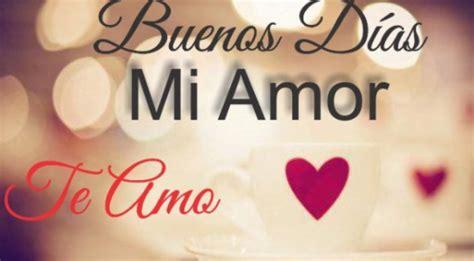 Frases de Buenos Dias para enamorar ((( 2018 )))