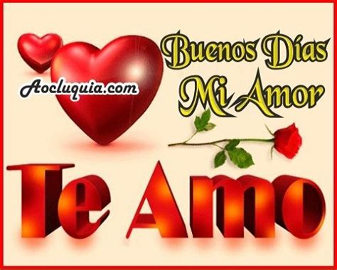 Frases de buenos dias romanticas - Imágenes de amor gratis ...