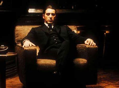 Frases de 'El Padrino' de Al Pacino como 'Michael Corleone'