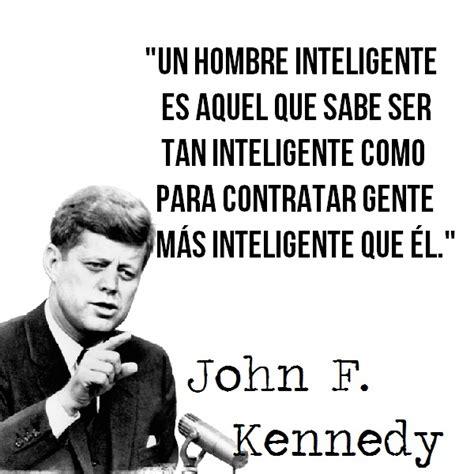 Frases de John F Kennedy | Citas celebres
