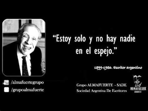 FRASES DE JORGE LUIS BORGES   Frases celebres, motivadoras ...