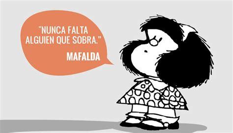 Frases de Mafalda para homenajear a Quino en su cumpleaños 82