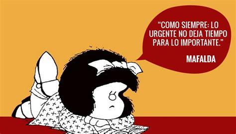 Frases de Mafalda para homenajear a Quino en su cumpleaños ...