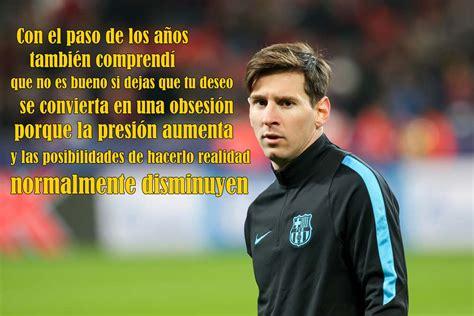 Frases de Messi   Frases de Futbol