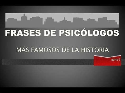Frases de Psicólogos   famosos de la historia p2   YouTube