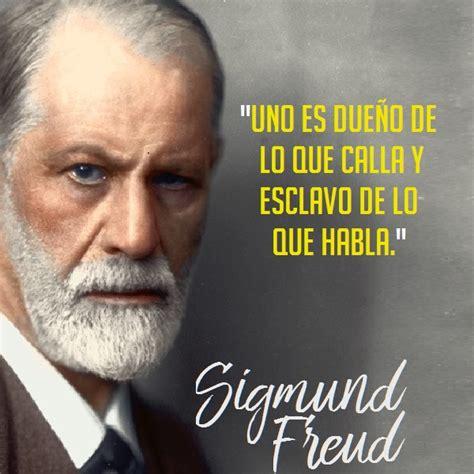 Frases de Sigmund Freud | Citas celebres