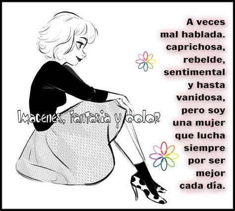Frases Para Mujeres Bonitas y Luchadoras  3  | Imagenes ...