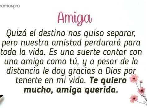 Frases Para Una Amiga Especial Frases De Amor Imagenes ...