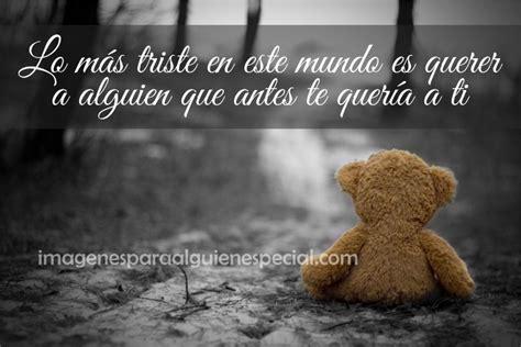 Frases Tristes De Amor Para Whatsapp Con Peluches ...