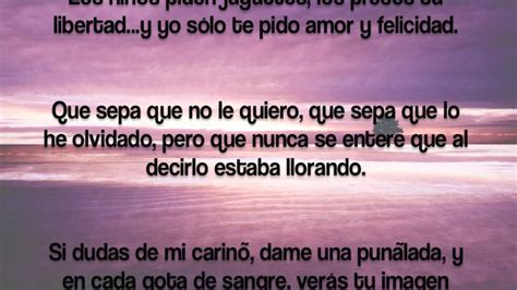 Frases Tristes de Amor - YouTube