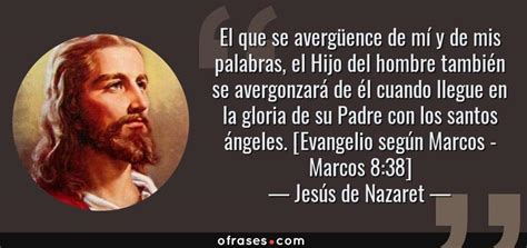 Frases y citas célebres de Jesús de Nazaret
