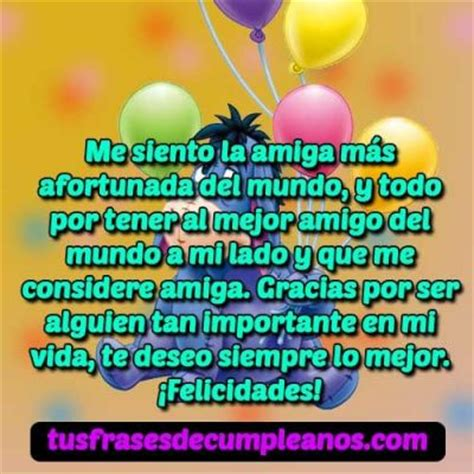 Frases y Mensajes de Cumpleaños para un Amigo ¡¡Todos GRATIS!¡