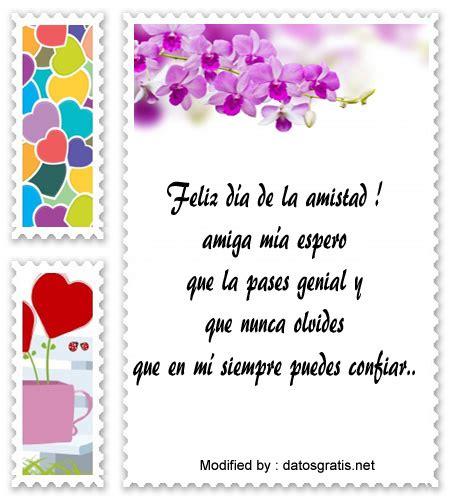Frases y Postales Bonitas Por El Dia De La Amistad ...