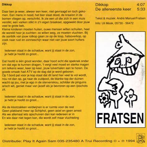 Fratsen Discografie