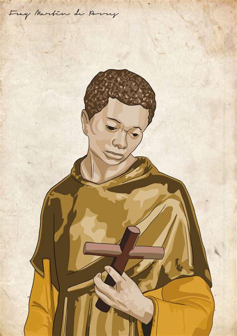 Fray Martin de Porres by MonchoJIMENEZ on DeviantArt