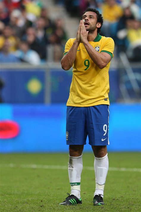 Fred quiere una final Brasil España en la Confederaciones