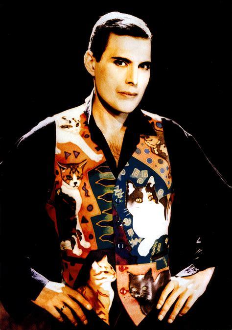 Freddie 1990 1991   Queen Photos