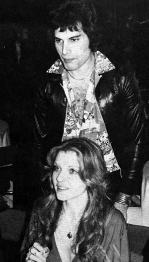 Freddie and his common law wife, Mary Austin | Champions ...