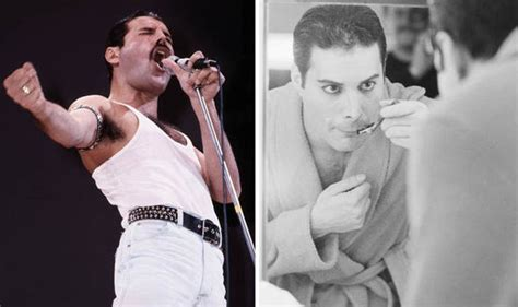 Freddie Mercury: 25 years since Queen's frontman death ...