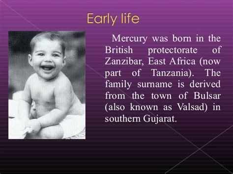 Freddie mercury a man - a legend