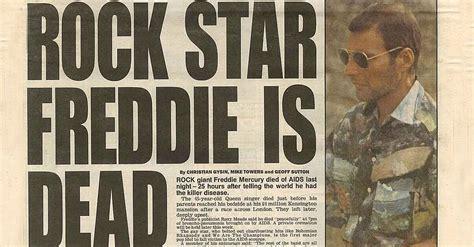 Freddie Mercury Aids Announcement | www.pixshark.com ...