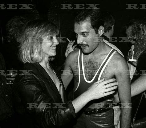 Freddie Mercury and Mary Austin | Freddie Mercury/Queen ...