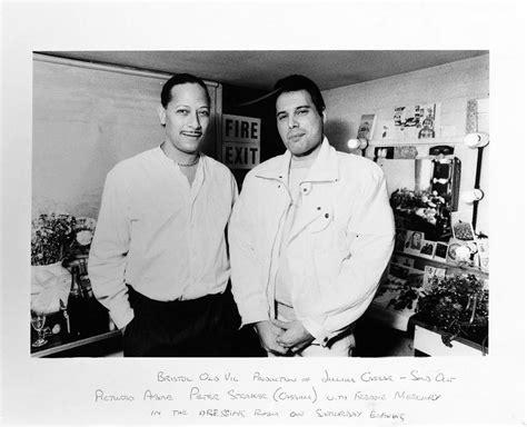 Freddie Mercury and Peter Straker   Songs, Queen freddie ...