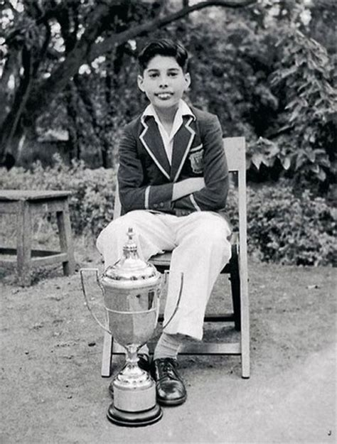 Freddie Mercury: Awesome at an early age. [From context, I ...
