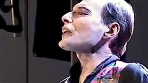 Freddie mercury brit awards 1991 cadillac
