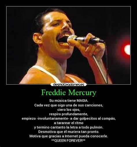 Freddie Mercury | Desmotivaciones