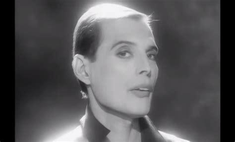 Freddie Mercury, el último videoclip antes de morir   De10