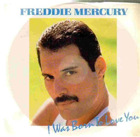 Freddie Mercury I Was Born To Love You Records, LPs, Vinyl ...