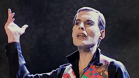 Freddie Mercury last video 1991   YouTube