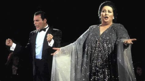 Freddie Mercury & Montserrat Caballé -