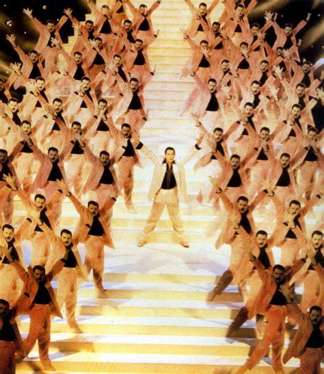 Freddie Mercury The Great Pretender Video images