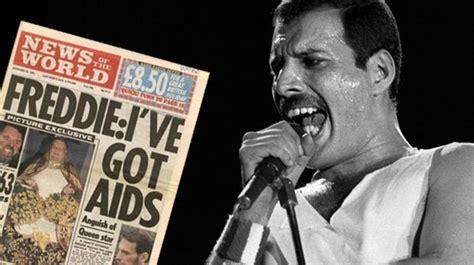 Freddie Mercury y el mensaje con el que contó que tenía ...