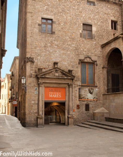 Frederic Marès Museum in Barcelona, Spain | FamilyWithKids.com