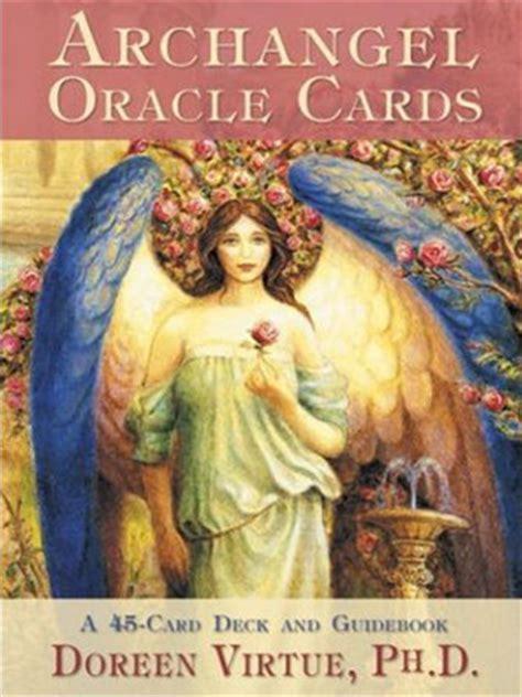 Free Angel Card Reading | Doreen Virtue's Archangel Oracle ...