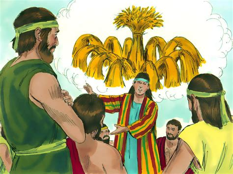 Free Bible images: When Joseph is given an ornamental robe ...