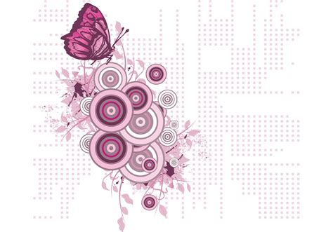 Free Butterfly Vector Illustration - Download Free Vector ...
