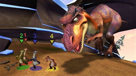 Free Download Ice Age 3 Dawn Of The Dinosaurs PC Game ...