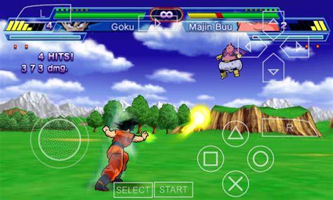 Free Dragon Ball Z: Budokai Tenkaichi For Android APK ...